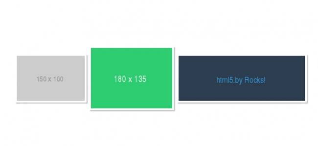 Подсказки веб-разработчику. Image placeholders