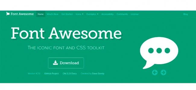 Иконочные шрифты: преимущества и недостатки